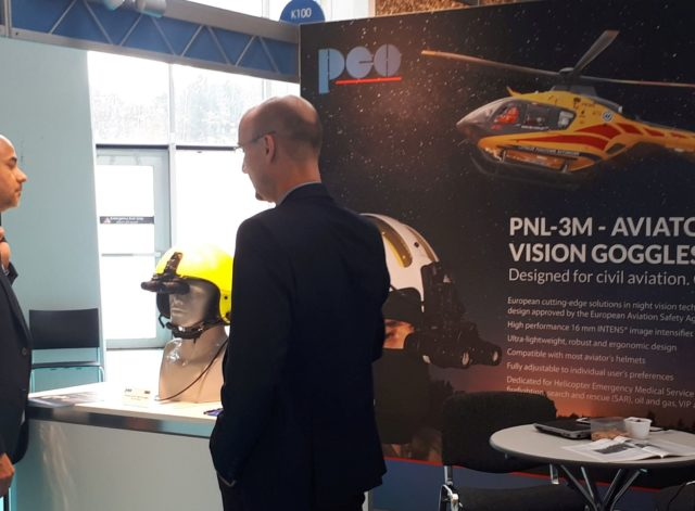 PCO S.A. at Helitech