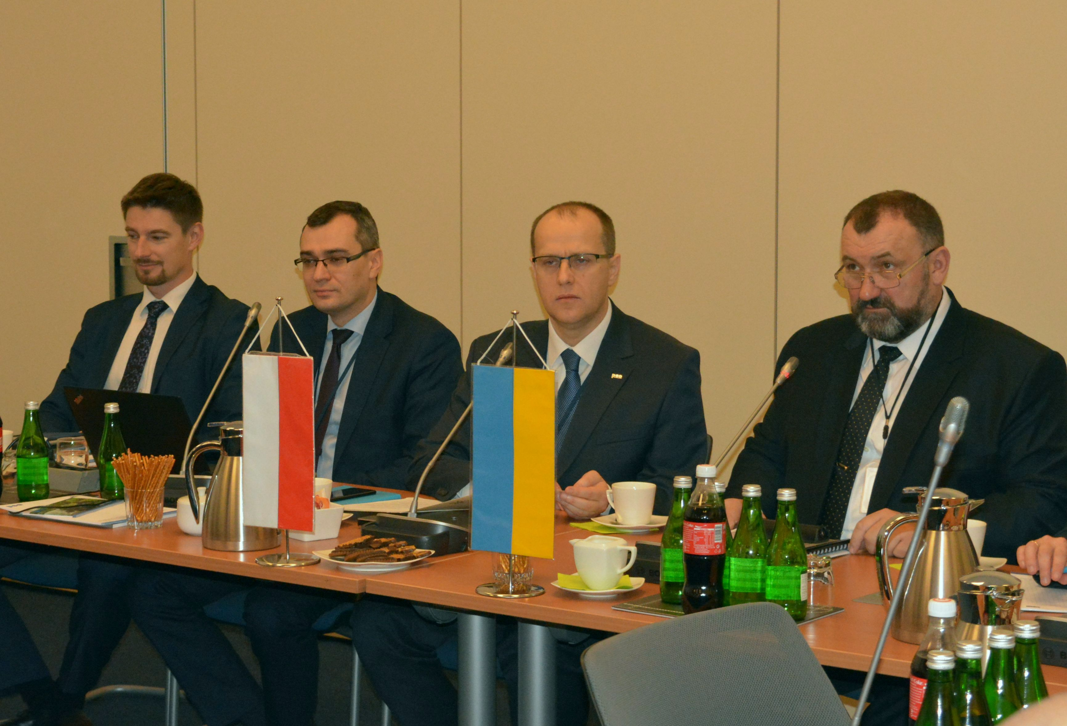 Delegation from Ukraine
