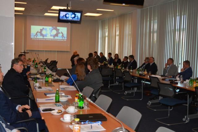 PCO S.A. w roli gospodarza III Forum Innowacji i Rozwoju Technologicznego PGZ