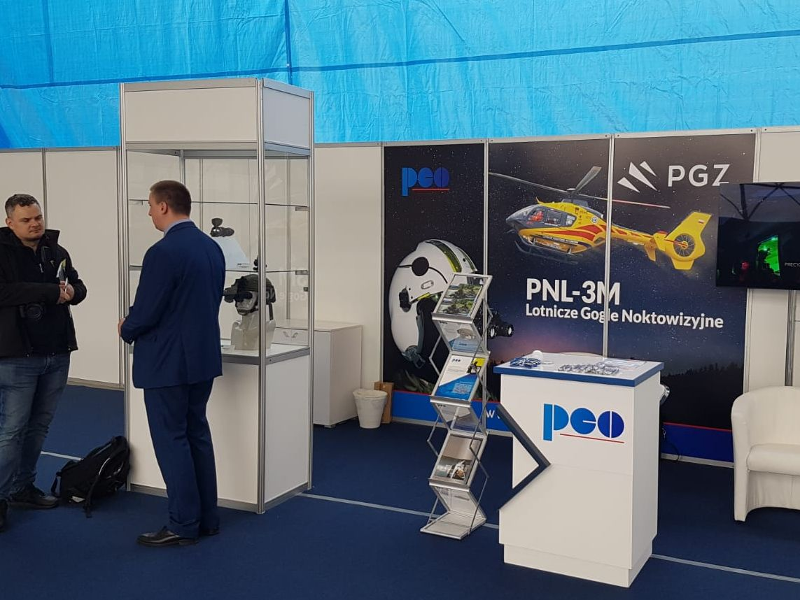 PCO S.A. at the AirFair 2019